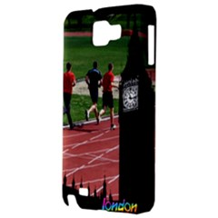 Samsung Galaxy Note 1 Hardshell Case Back/Left