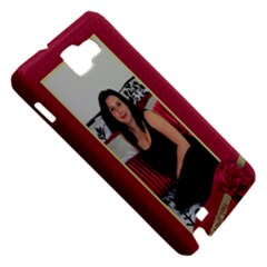Samsung Galaxy Note 1 Hardshell Case Left 45