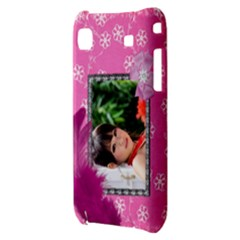 Samsung Galaxy S i9000 Hardshell Case  Back/Left