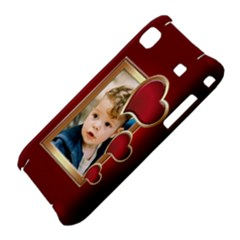 Samsung Galaxy S i9000 Hardshell Case  Right 45