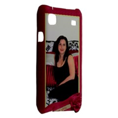 Samsung Galaxy S i9000 Hardshell Case  Back/Right