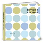 Hayden - 8x8 Photo Book (100 pages)