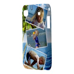 Samsung Galaxy SL i9003 Hardshell Case Back/Left