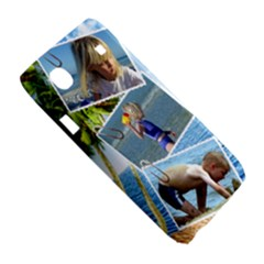 Samsung Galaxy SL i9003 Hardshell Case Left 45