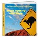 aussie2011 - 8x8 Deluxe Photo Book (20 pages)