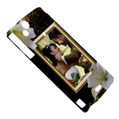 Sony Xperia Arc Hardshell Case  Left 45