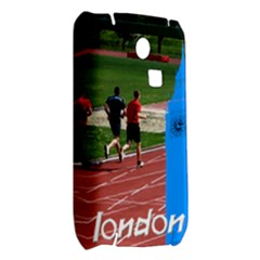 Samsung S3350 Hardshell Case Back/Right