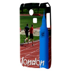 Samsung S3350 Hardshell Case Back/Left