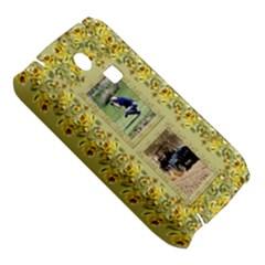 Samsung S3350 Hardshell Case Left 45