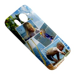 HTC Desire HD Hardshell Case  Left 45