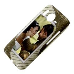 HTC Desire HD Hardshell Case  Right 45
