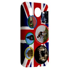 HTC Desire HD Hardshell Case  Back/Right