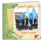 School 1 - 8x8 Deluxe Photo Book (20 pages)