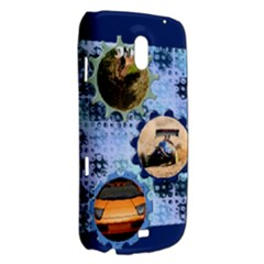 Samsung Galaxy Nexus i9250 Hardshell Case  Back/Right