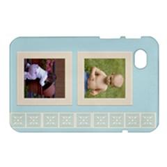 Samsung Galaxy Tab 7  P1000 Hardshell Case  Horizontal