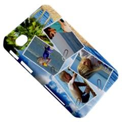 Samsung Galaxy Tab 7  P1000 Hardshell Case  Left 45