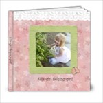 Allie-girl Helping-girl - 6x6 Photo Book (20 pages)