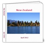 Fonda Album New Zealand - 8x8 Deluxe Photo Book (20 pages)