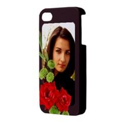 Apple iPhone 4/4S Hardshell Case Back/Left