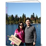 New Zealand 2012 - 9x12 Deluxe Photo Book (20 pages)