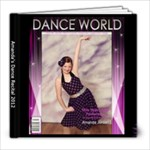 amandas dance 2012 - 8x8 Photo Book (20 pages)