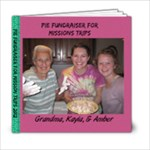 Pie Fundraiser 2012 - 6x6 Photo Book (20 pages)