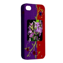 Apple iPhone 4/4S Hardshell Case Back/Right