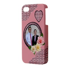 Apple iPhone 4/4S Hardshell Case Back/Left