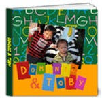 BROTHERS - 8x8 Deluxe Photo Book (20 pages)