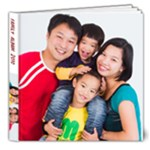 Family Album 2010 - 8x8 Deluxe Photo Book (20 pages)