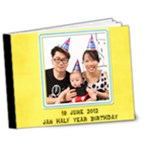 jan deluxe 1 - 7x5 Deluxe Photo Book (20 pages)