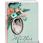 Mum - 9x12 Deluxe Photo Book (20 pages)