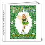 Fairy Book 1 - 8x8 Photo Book (20 pages)