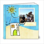 Cedar Key June 2012 - 6x6 Photo Book (20 pages)