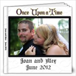 test album for best friend wedding kit - 12x12 Photo Book (20 pages)