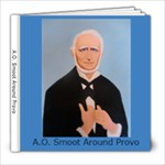 AO Smoot 2 - 8x8 Photo Book (20 pages)