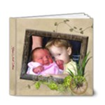 French Garden Vol 1 - 6x6 Deluxe Photo Book (20 pgs) - 6x6 Deluxe Photo Book (20 pages)