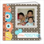 my monsters - 8x8 Photo Book (20 pages)