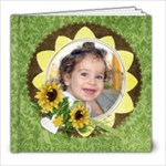 8x8 Photo Book (30 Pages) Sweet Summer/Any theme