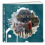 singapore deluxe - 8x8 Deluxe Photo Book (20 pages)