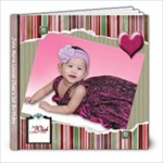 julia1stbday - 8x8 Photo Book (20 pages)
