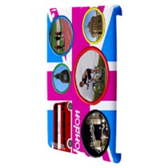 Apple iPad 3/4 Hardshell Case (Compatible with Smart Cover) Back/Left