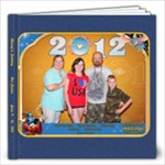 Fantasy 12x12 - 12x12 Photo Book (20 pages)