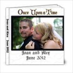 wedding album - 6x6 Photo Book (20 pages)