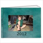 2012 Patrick On going - 7x5 Photo Book (20 pages)