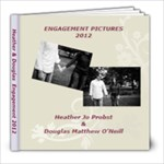 heather - 8x8 Photo Book (20 pages)