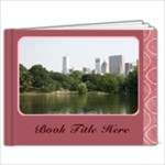 Shades of Red Landscape Picture Book 11x8.5 - 11 x 8.5 Photo Book(20 pages)