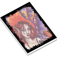 The Phoenyx  Large Memo Pads