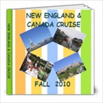 Fall Cruise - 8x8 Photo Book (20 pages)