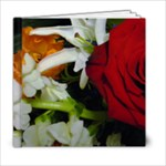 A Natural Family - 6x6 Photo Book (20 pages)